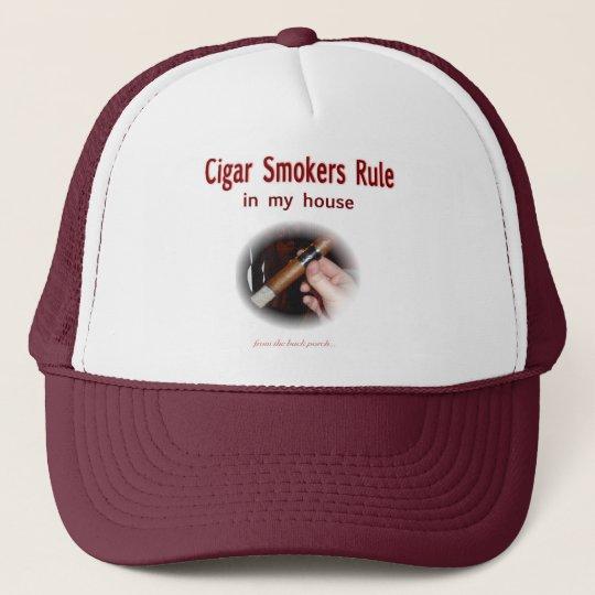 Cigar Smoker Cap
