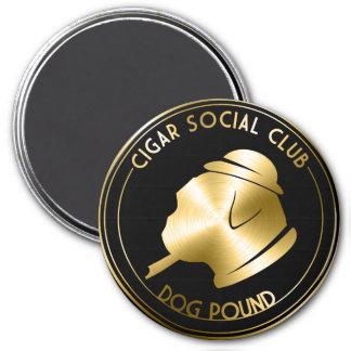 Cigar Social Club Magnet