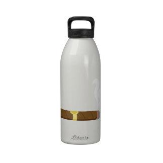 Cigar Water Bottles