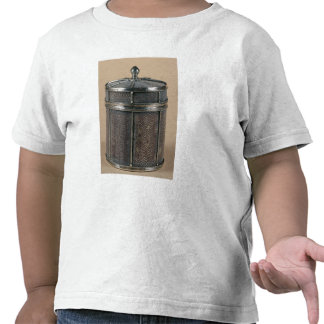 Cigarette box with shagreen sides 1928 t-shirt