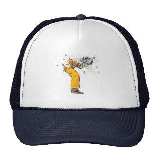 Cigarette Man Cap