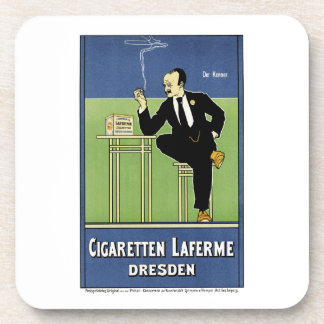 Cigaretten Laferme Drink Coaster
