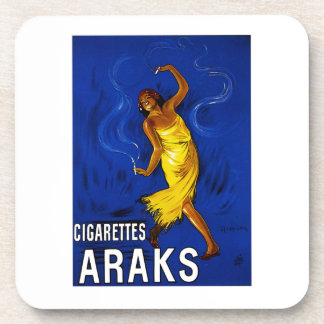 Cigarettes Araks Drink Coaster