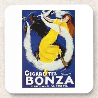 Cigarettes Bonza Beverage Coasters