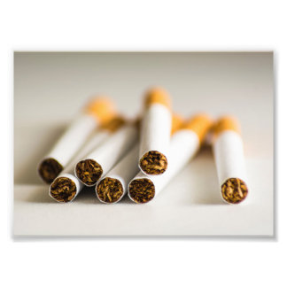 Cigarettes Photo Art