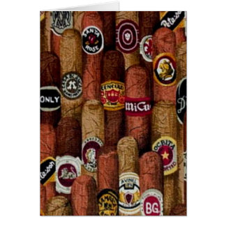 Cigars Card