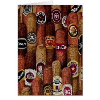 Cigars Card