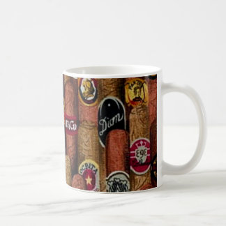 Cigars Coffee Mug