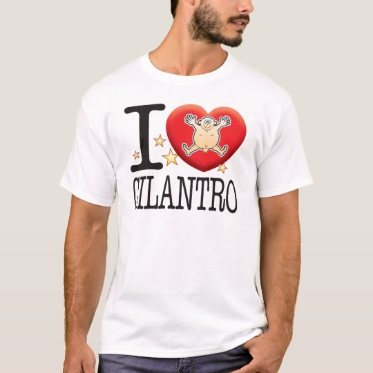 Cilantro Love Man T-Shirt