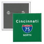 Cincinnati 75 pins