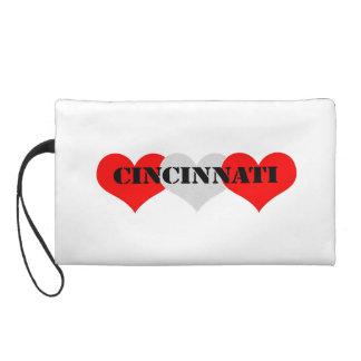 Cincinnati Wristlet