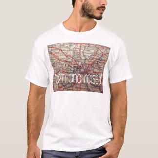 Cincinnati born and raised T-Shirt