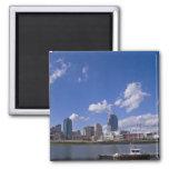 Cincinnati Cityscape Magnet