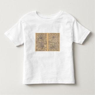 Cincinnati, Detroit, Indianapolis Toddler T-Shirt