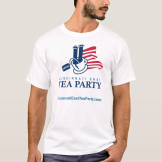 Cincinnati East Tea Party T-Shirt