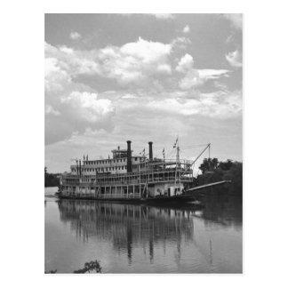 Cincinnati Excursion Steamer, 1942 Post Cards