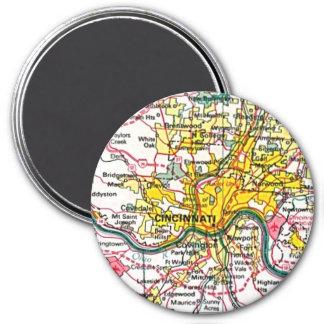 Cincinnati Magnet