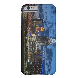 Cincinnati Night Skyline iPhone Case