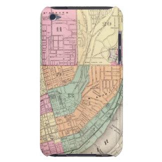 Cincinnati, Ohia Barely There iPod Cases