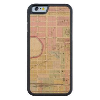 Cincinnati, Ohio 2 Carved Maple iPhone 6 Bumper Case