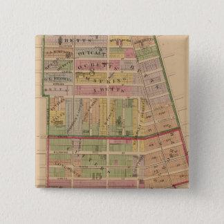 Cincinnati, Ohio 3 15 Cm Square Badge
