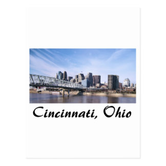 Cincinnati Ohio Postcard