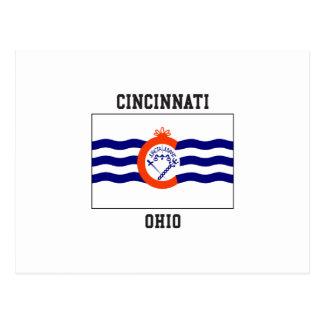 Cincinnati Ohio Postcard