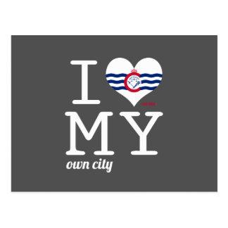 Cincinnati | Ohio Postcard