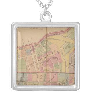 Cincinnati, Ohio Silver Plated Necklace