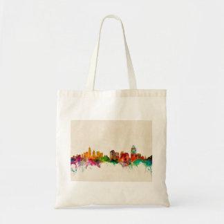 Cincinnati Ohio Skyline Cityscape Tote Bag