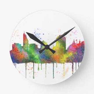CINCINNATI OHIO SKYLINE CLOCKS