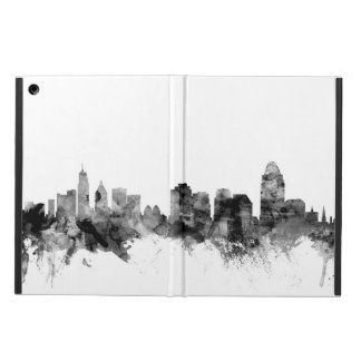 Cincinnati Ohio Skyline iPad Air Cover