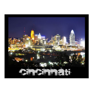 Cincinnati, Ohio, the Queen City. Postcards