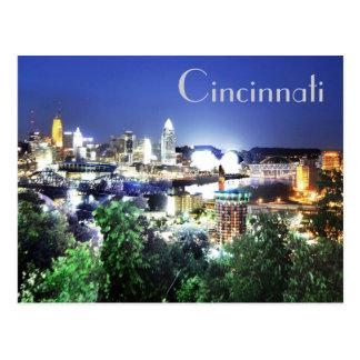 Cincinnati, Ohio, the Queen City. Post Card
