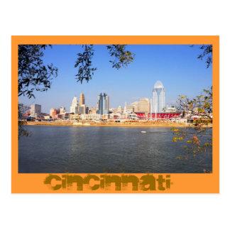 Cincinnati, Ohio, The Queen City Post Cards
