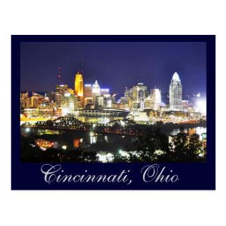 Cincinnati, Ohio, the Queen City. Postcard