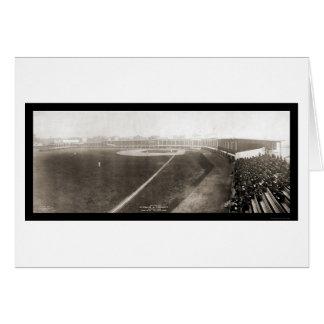 Cincinnati Opening Day Photo 1905 Card