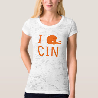 Cincinnati - orange T-Shirt