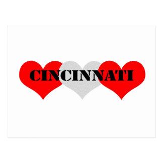 Cincinnati Postcard