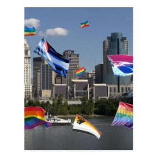 Cincinnati Pride Postcard