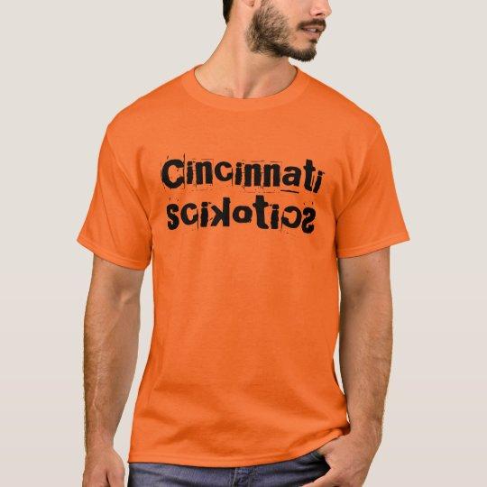 Cincinnati Scikotics T-Shirt