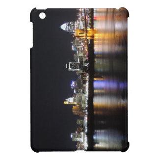 Cincinnati skyline at night iPad mini cases