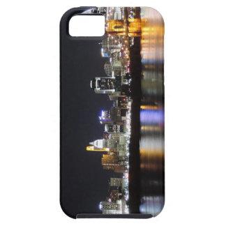 Cincinnati skyline at night tough iPhone 5 case