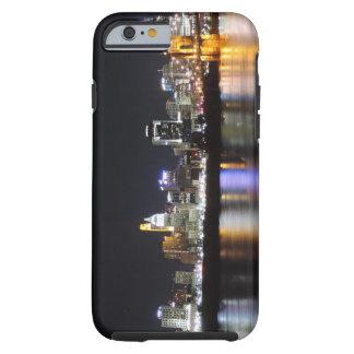 Cincinnati skyline at night tough iPhone 6 case