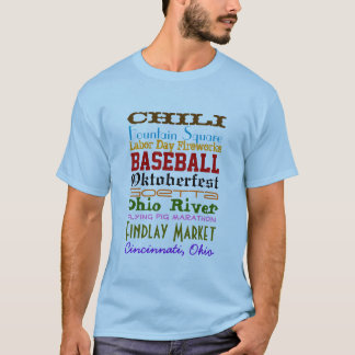 Cincinnati Stuff T-Shirt