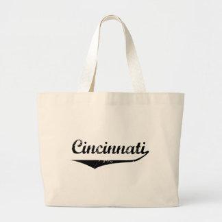 Cincinnati Jumbo Tote Bag