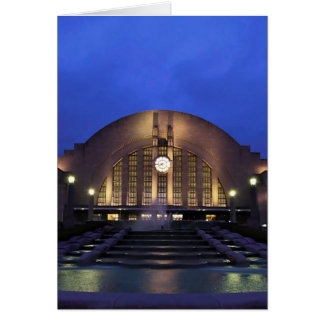 Cincinnati Union Terminal/Museum Center Card