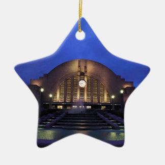 Cincinnati Union Terminal/Museum Center Christmas Ornament
