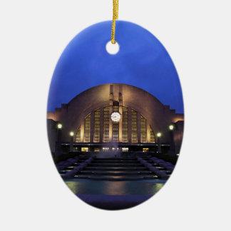 Cincinnati Union Terminal/Museum Center Christmas Ornament