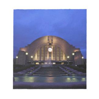 Cincinnati Union Terminal/Museum Center Notepad